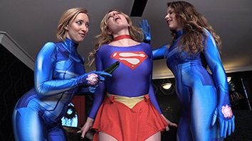 A Crush On Supergirl Part 4
